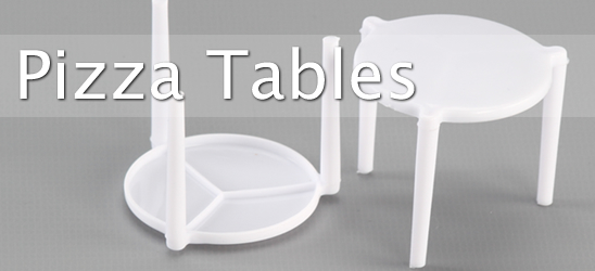 Pizza Tables